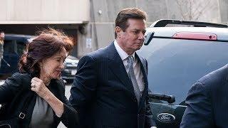 Почему спецпрокурор Мюллер обвинил Манафорта в лжесвидетельстве? Обсуждение на RTVI