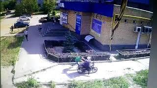 В Арзамасе очевидец помог полицейским остановить пьяных на мотоцикле