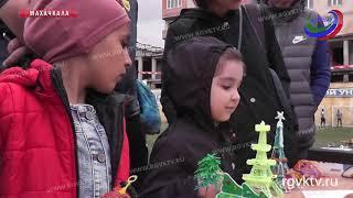 В Махачкале ко Дню защиты детей провели спортивный фестиваль