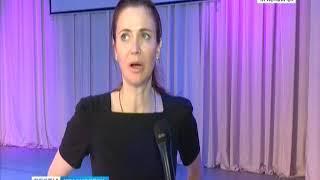 В Бородине накануне Дня Победы прошла встреча с актрисой театра и кино Ксенией Лавровой-Глинки