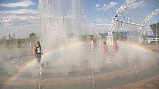 В Волгограде из-за жары ввели дополнительные меры безопасности