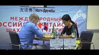 Китайским шахматистам понравилось играть в Алтайском крае