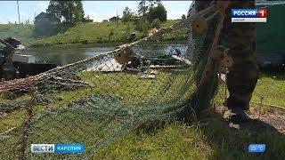 За незаконную ловлю рыбака из города Сортавала оштрафовали на 2 тысячи рублей