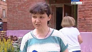 В Кирове продолжается фестиваль восстановления исторической среды «Том Сойер Фест»(ГТРК Вятка)