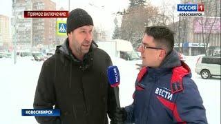 «Вести» и Общероссийский народный фронт проводят совместный снежный рейд
