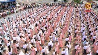 В Чебоксарах прошел традиционный Бал дошколят.