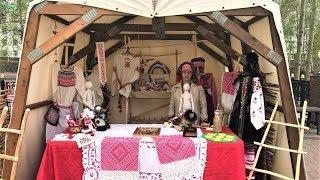 Фестиваль ремёсел коренных народов мира собрал в Югре мастеров со всего света