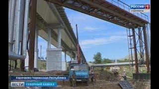Началось строительство Усть-Джегутинской гидроэлектростанции