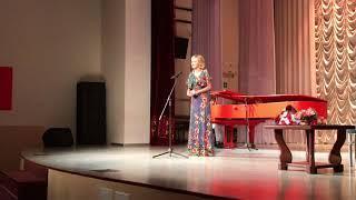 Актриса Ольга Прокофьева провела творческий вечер в Будённовске