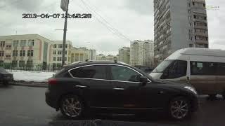 ДРАКА НА ДОРОГЕ. _ ДТП авария