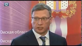 Александр Бурков об Арене Омск