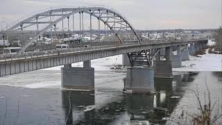 Новый день - 12.04.18 О ходе ремонта моста через реку Белую рассказал представитель уфимской мэрии