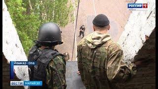 Бойцы марийского спецназа в Мордовии сдадут экзамен на краповый берет