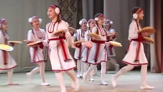 Од пинге. Городской фестиваль-конкурс народного и современного танца «Ендолня»