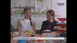 Супруги Константиновы из Красночетайского района воспитывают троих приёмных детей