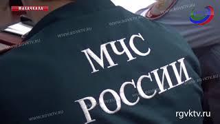 Итоги рейдов по торговым центрам Дагестана подвели в МЧС республики