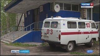 Муезерская больница получила 2 млн рублей