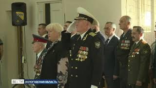 Ученики кадетских классов школы имени Александра Клубова приняли присягу
