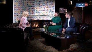 Режиссер картины «Сердце мира» Н. Мещанинова дала эксклюзивное интервью «Вестям»
