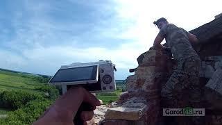 «Застывшее время»: Ивановская колокольня-маяк - взгляд изнутри