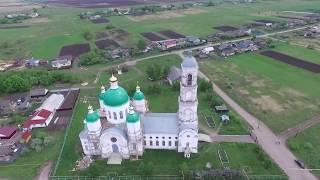 Велесь течи. с.Салазгорь Торбеевского района