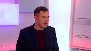 """Программа - """"В центре внимания """" Денис Переверзев"""