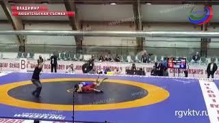 Дагестанские вольники завоевали 7 медалей на  чемпионате мира среди спортсменов со слабым слухом