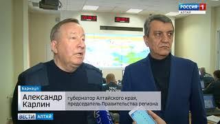 Школы в подтопленных районах Алтайского края будут работать по графику