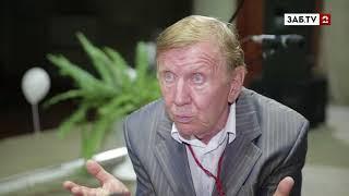 Народный артист России Чернов не променяет театрального зрителя на телевизионного