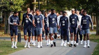 Германия-Франция в Лиге наций УЕФА