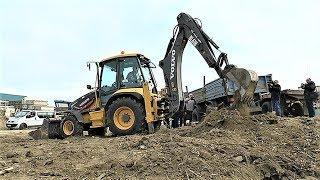 В Ханты-Мансийске раскопали строительный мусор в водоохранной зоне