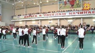 Открытый фестиваль чирлидинга и Чир спорта прошел в Чебоксарах