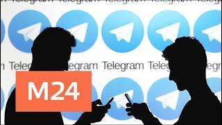 Москвичи поделились мнением о блокировке Telegram - Москва 24