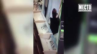 Приговор по краже из ювелирного на Октябрьском проспекте  Место происшествия 23 08 2018