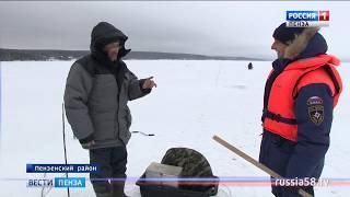 Пензенские спасатели начали «обкатывать» новую технику