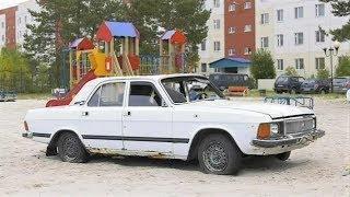 Жителям Покачей помогут избавиться от автохлама