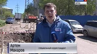 В Кирове начались гидравлические испытания(ГТРК Вятка)