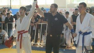 В Ставрополе прошел турнир по рукопашному бою памяти Раджаба Раджабова