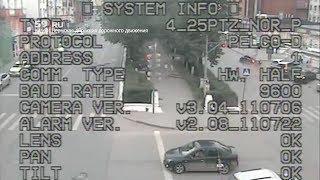 ДТП с Mercedes и Hyundai в Перми