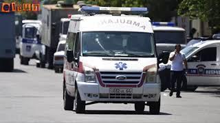 В центре Еревана прогремел взрыв, есть пострадавшие