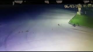 Страшное ДТП г.Уральск р-н Жазира 3-го июня 2018( полное видео)