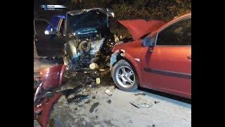 Біля Чорткова внаслідок ДТП травмувалися семеро людей