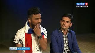 Артисты из Непала расскажут на театральной сцене новосибирцам о своей родине