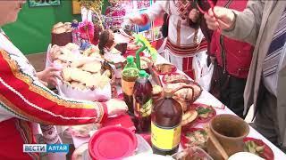 В Барнауле начался сезон продуктовых ярмарок