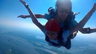 Сургутские парашютисты выступят на международных соревнованиях в Австралии