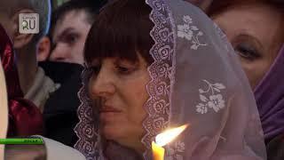 Встретить Благодатный Огонь и принять участие в Крестном ходе приглашают всех желающих