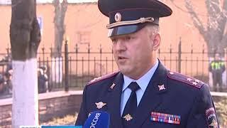 В Калининграде почтили память сотрудников органов внутренних дел