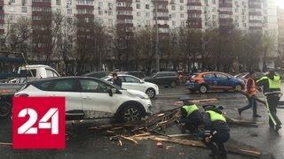 Центральная Россия приходит в себя после сильнейшего урагана - Россия 24