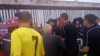 В Приморье полиция спасла футбольного судью от расправы болельщиков