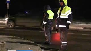 Сотрудники Госавтоинспекции провели рейд по проверке областных перевозчиков